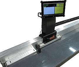 The Caliper Table from RazorGage allows for quick and precise measuring with Windows software.