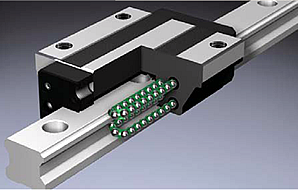 RazorGage Linear Bearing Carriage Design