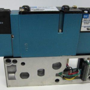 12VDC Mac Valve Double Solenoid