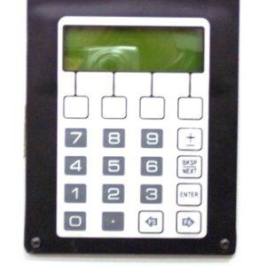 HMI- Keypad Controller