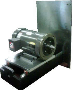 upcut saw motor mount design