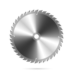 "A 500mm (19.7"") saw blade for cutting aluminum is available from RazorGage along with a wide selection of replacement parts and accessories."