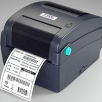 RazorGage label printers use labels in a variety of sizes, depending on the model of printer, and are available from third party retailers.