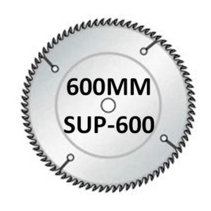 The Anglemaster SUP600 saw blade for aluminum cutting, and other replacement saw parts and accessories are available from RazorGage.