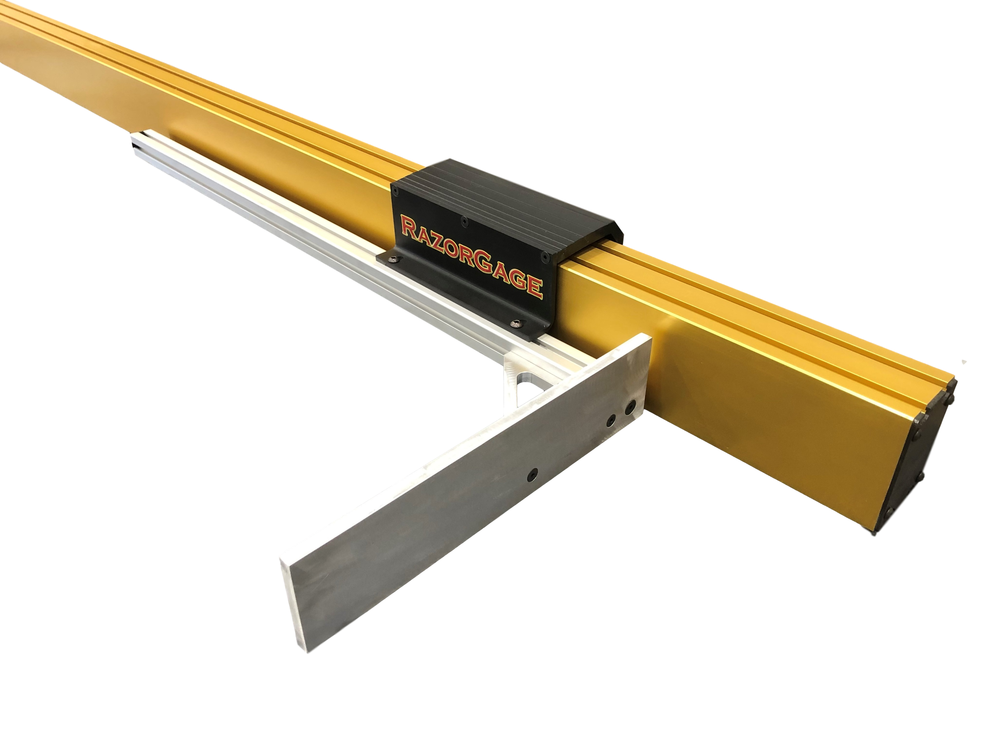 GangStop Carriage Extension for use when you are stacking boards and placing them side by side.